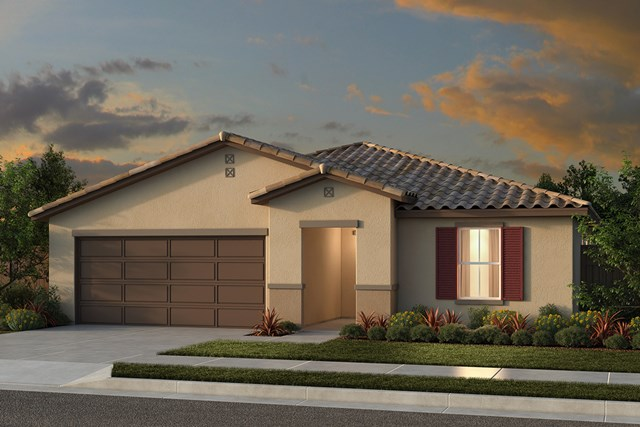 New Homes in Fresno, CA - Plan 1925 Elevation E