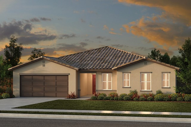 New Homes in Fresno, CA - Plan 2321 Elevation E