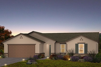 New Homes in Fresno, CA - The Jake - Spanish