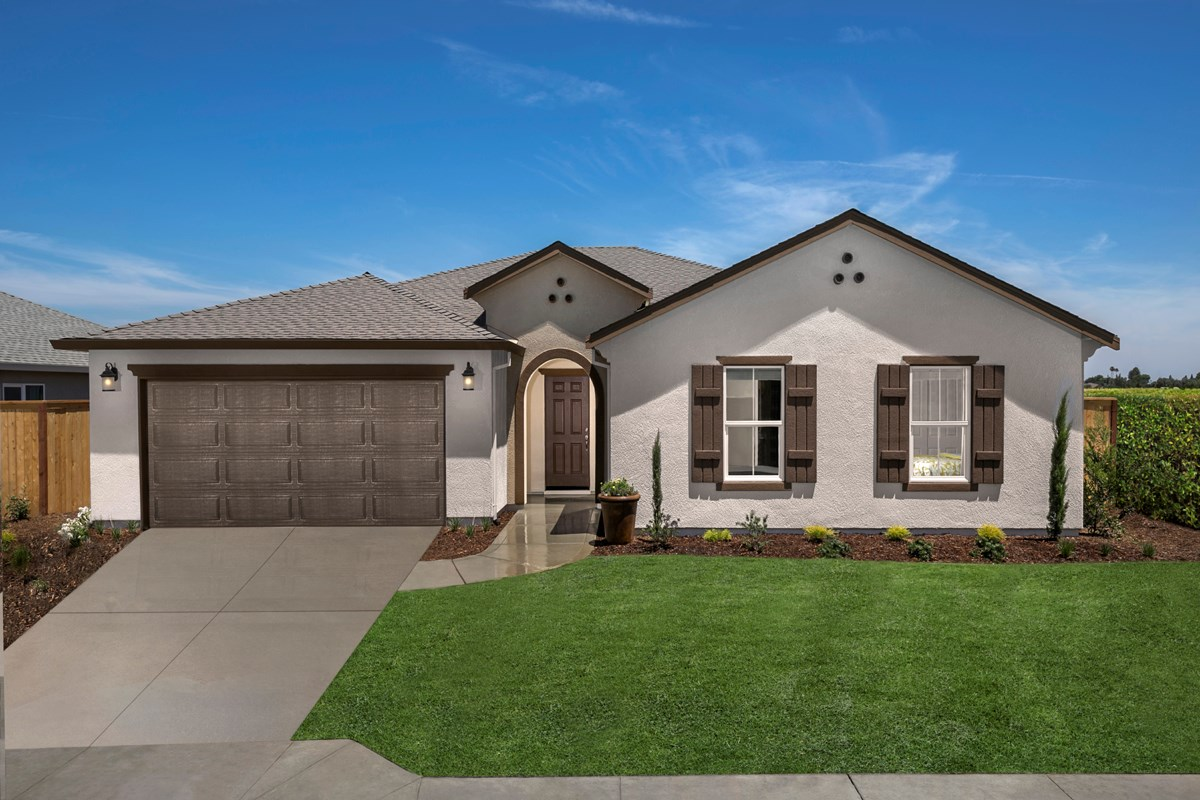 New Homes in Fresno, CA - Olive Lane The Kayla - Spanish