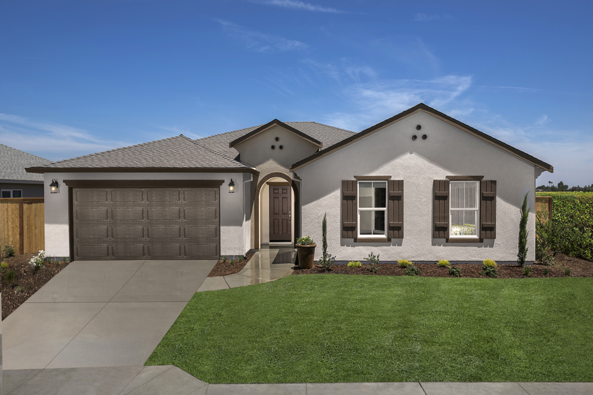 New Homes In Fresno, CA   Olive Lane The Kayla   Spanish