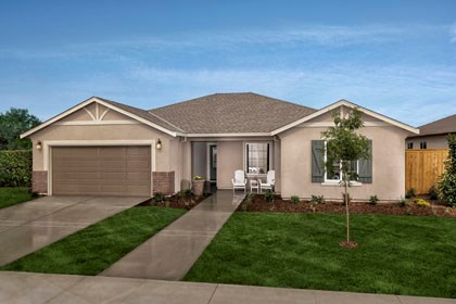 New Homes in Fresno, CA - The Jake  - French