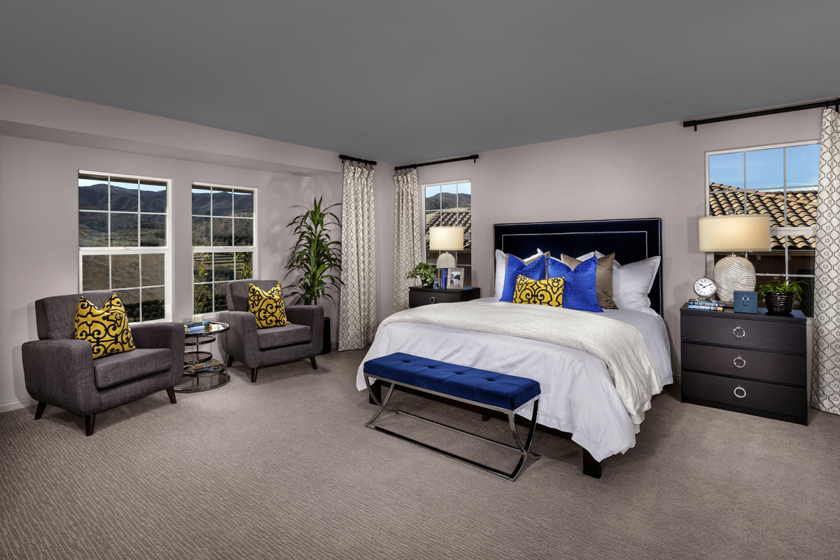 Residence 3065 New Home Floor Plan In Arroyo Vista At