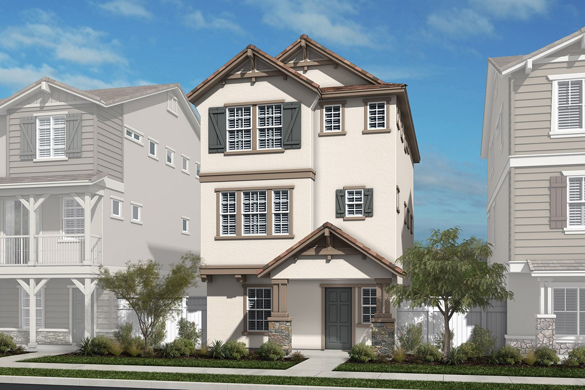 New Homes in Chatsworth, CA - Brezza Residence One - Cottage