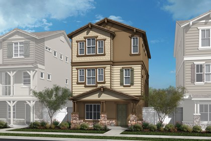 New Homes in Chatsworth, CA - Craftsman 'B'