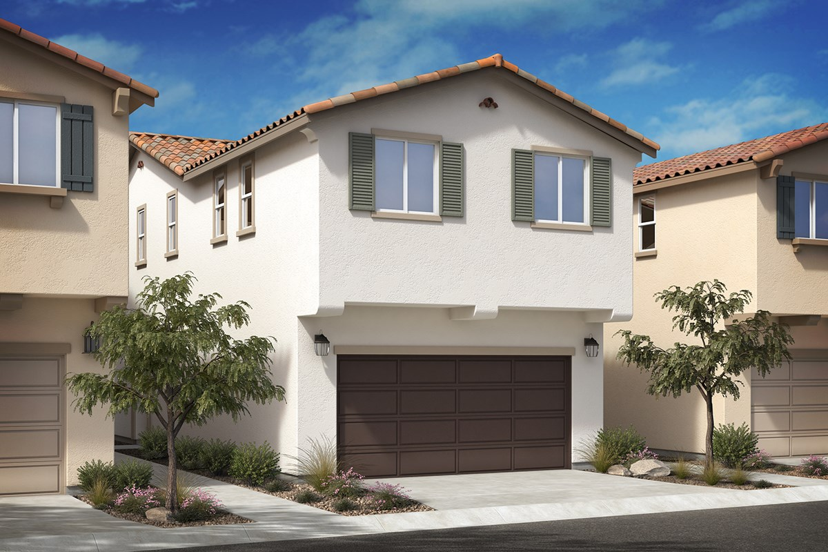 New Homes in Van Nuys, CA - Brighton Residence 1 - Spanish 'A'