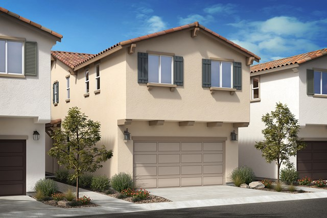New Homes in Van Nuys, CA - Residence 1 - Spanish 'B'