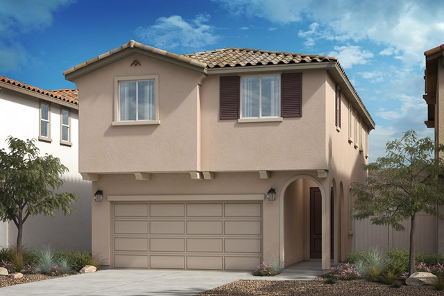 New Homes in Van Nuys, CA - Spanish 'A'