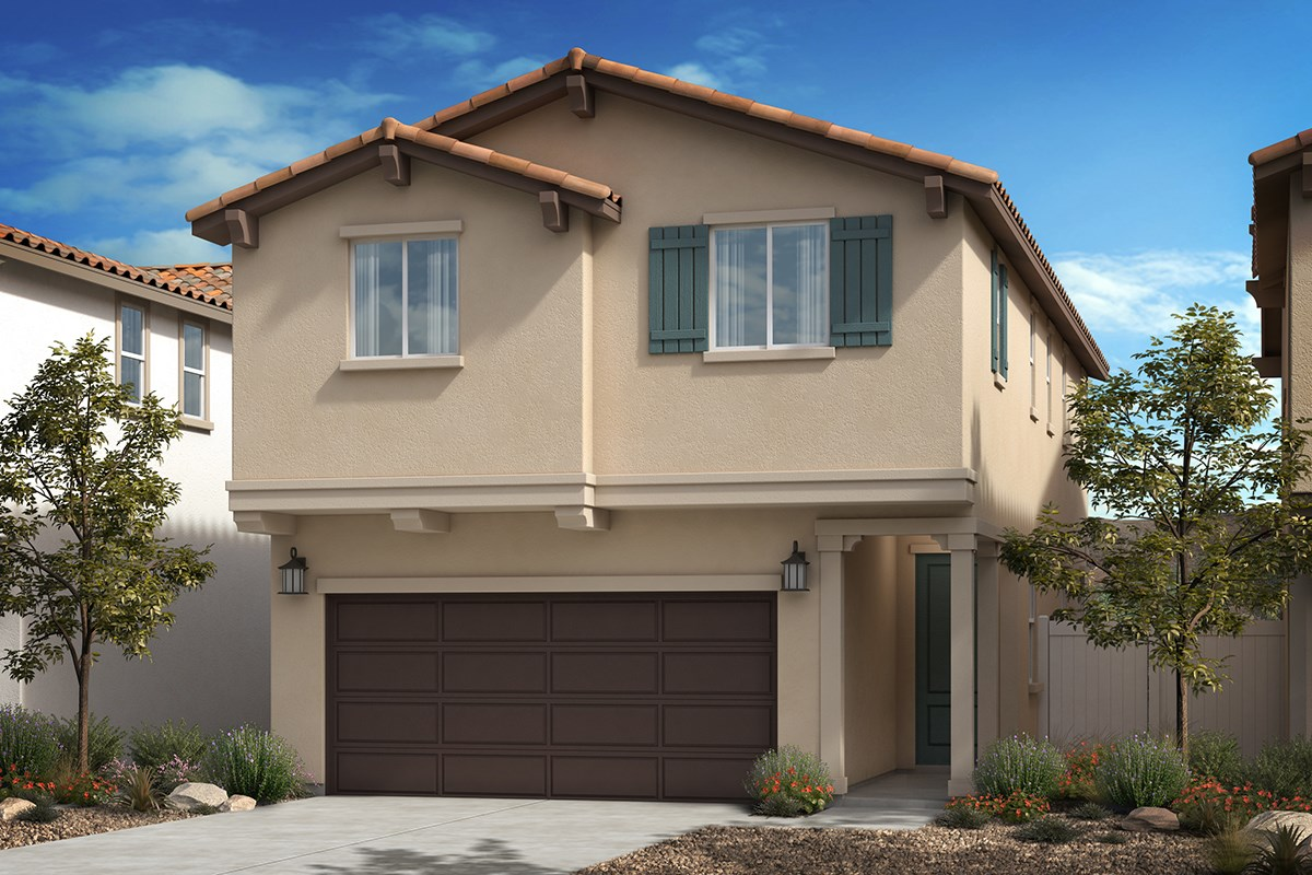 New Homes in Van Nuys, CA - Brighton Residence 2 - Spanish 'B'