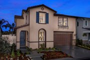 New Homes in West Covina, CA - Residence Three Modeled