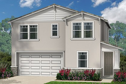 New Homes in West Covina, CA - California 'B'