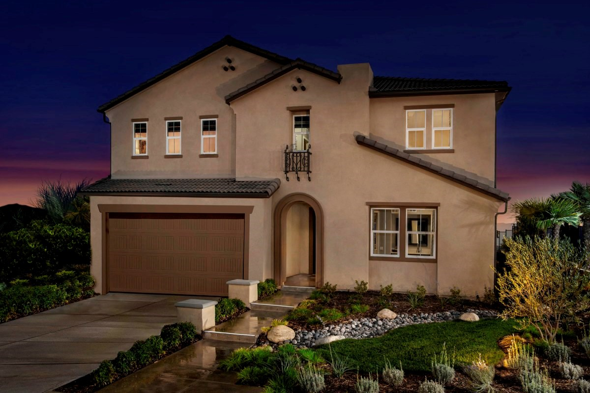 New Homes in Santa Clarita, CA - Canyon Crest Residence 4215