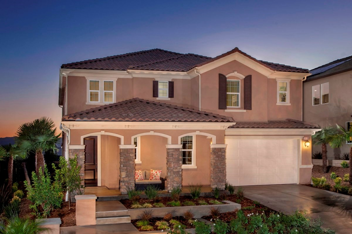 New Homes in Santa Clarita, CA - Canyon Crest Residence 4515