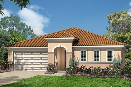 New Homes in Santa Clarita, CA - Italiantae 'E'
