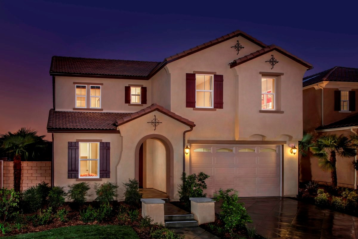 New Homes in Santa Clarita, CA - Canyon Heights Residence 2908 Exterior