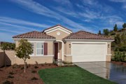 New Homes in Santa Clarita, CA - Residence 1925 Modeled