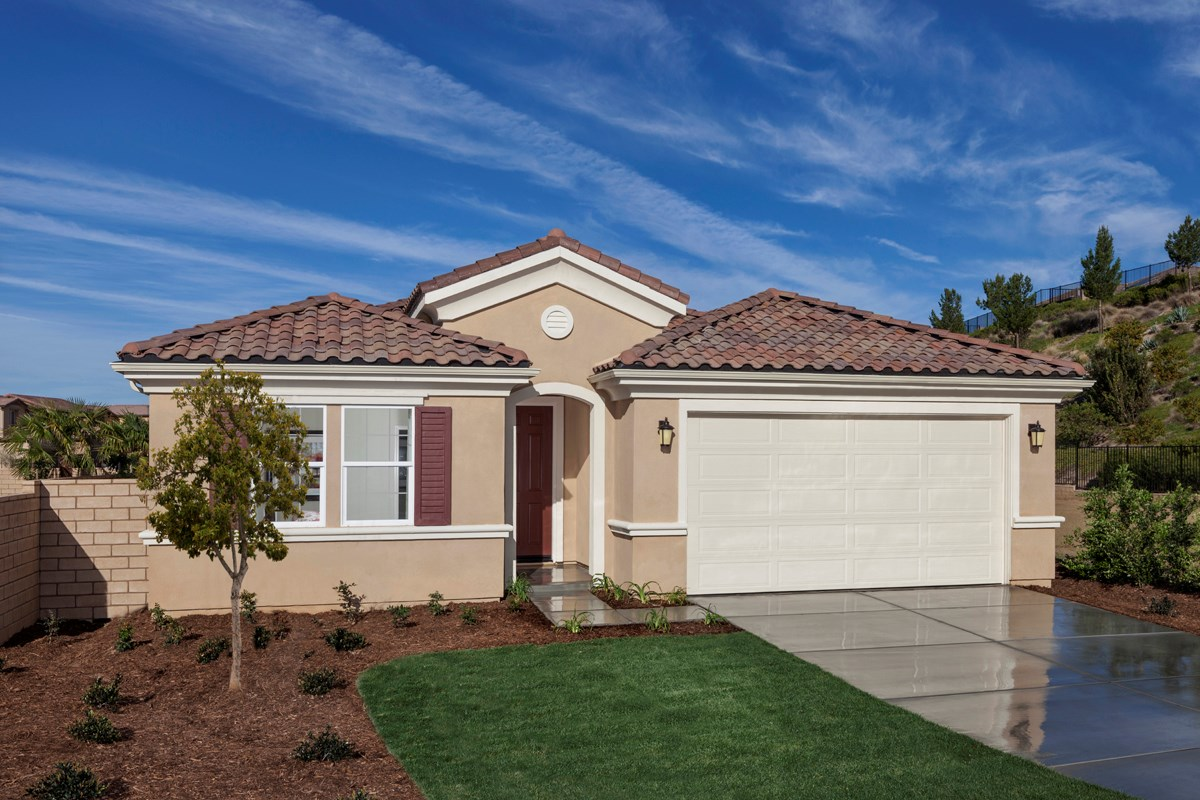 New Homes in Santa Clarita, CA - Canyon Heights Residence 1925 Exterior