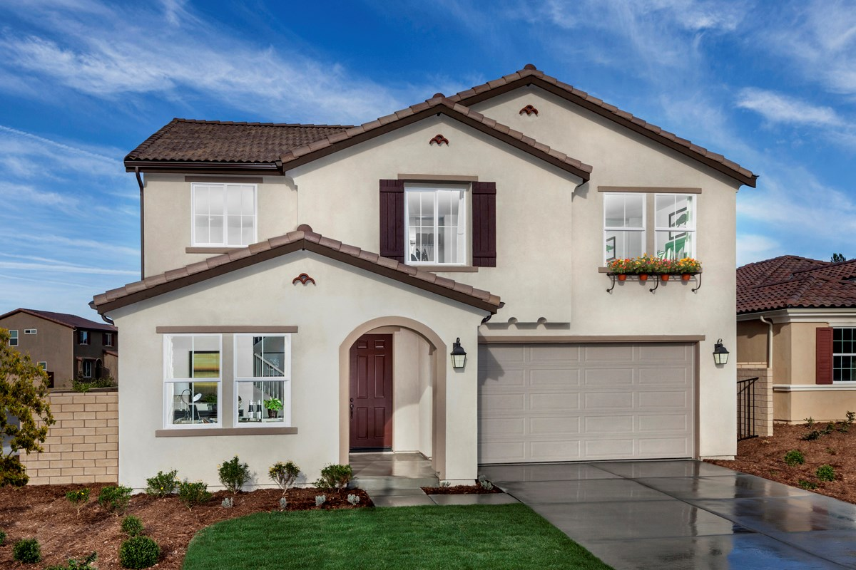 New Homes in Santa Clarita, CA - Canyon Heights Residence 2532 Exterior