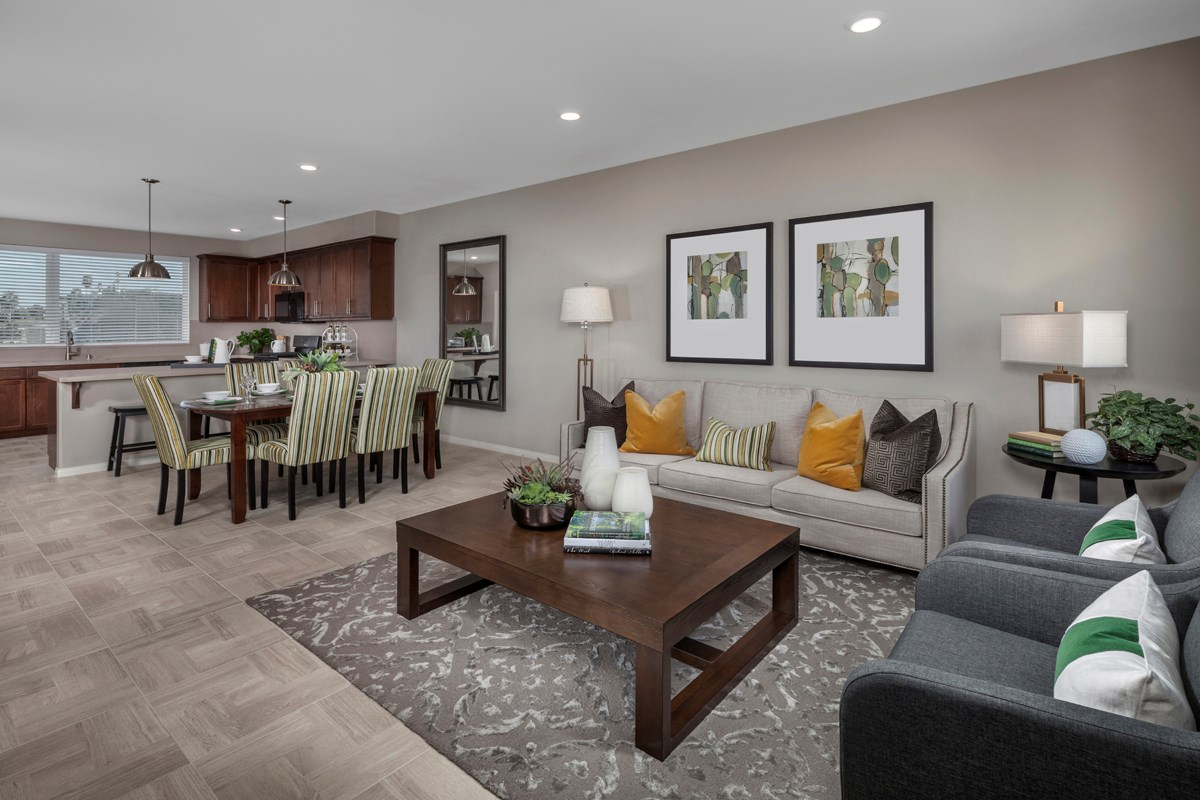 New Homes for Sale in Downey, CA - Centerpointe Community by KB Home