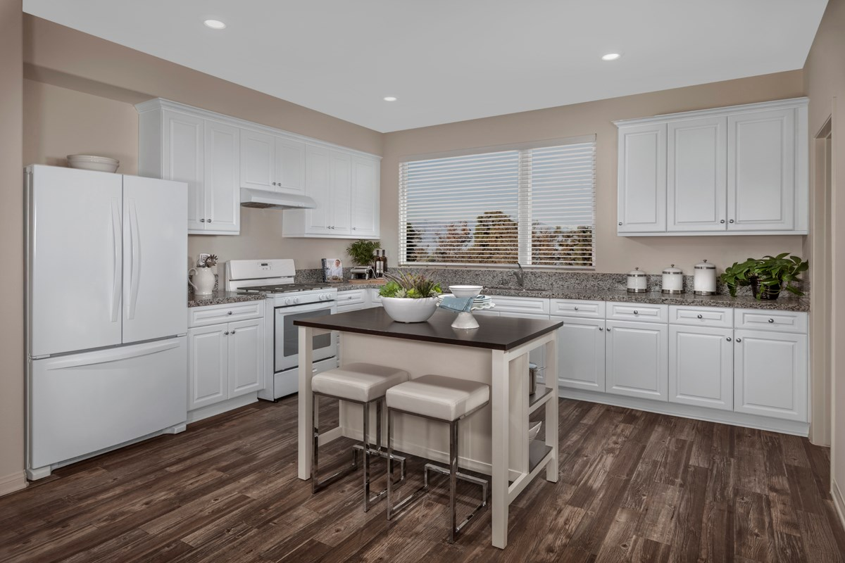 New Homes in Downey, CA - Centerpointe Residence 2 Kitchen