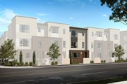 New Homes in Downey, CA - Residence Two Modeled