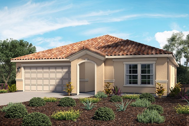 New Homes in Lancaster, CA - Residence 1 - Italianate 'C'