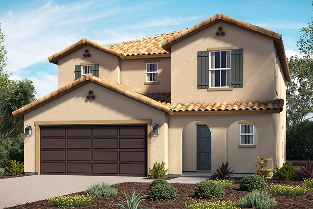 New Homes in Lancaster, CA - Spanish 'A'
