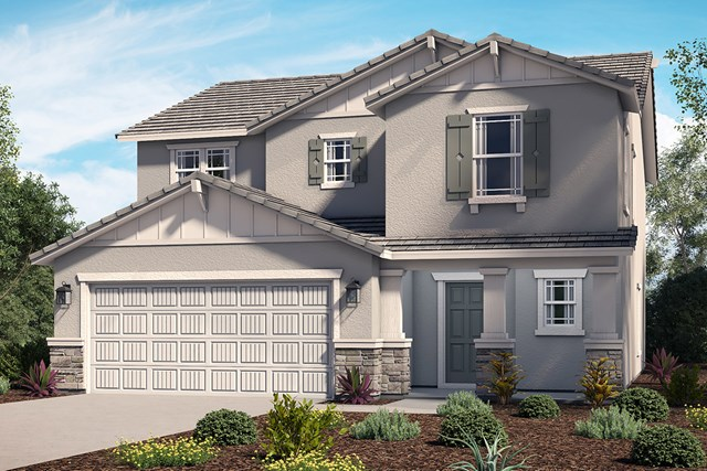 New Homes in Lancaster, CA - Craftsman 'B'