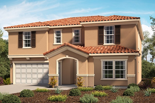 New Homes in Lancaster, CA - Italianate 'C'