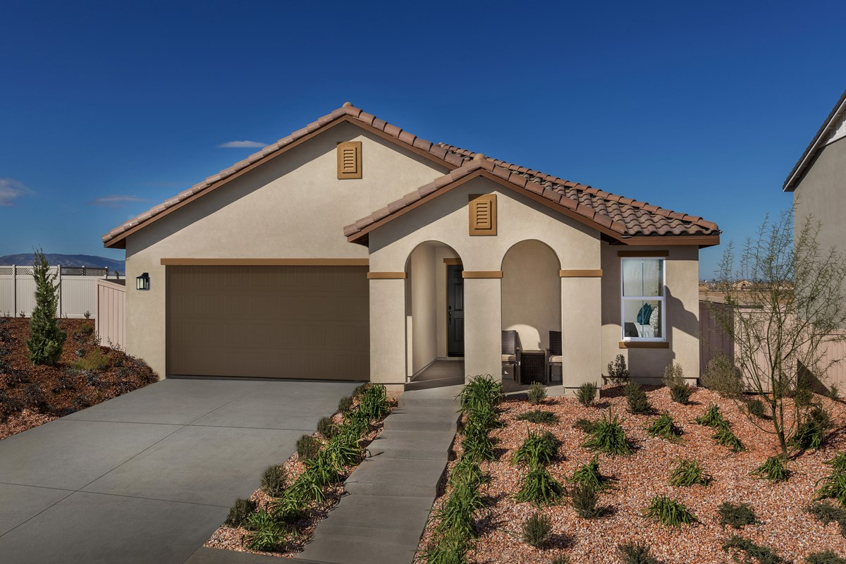 New Homes in Lancaster, CA - Dorado Skies II  Residence 1