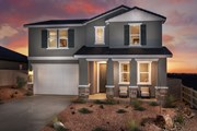 New Homes in Lancaster, CA - Residence Three Modeled