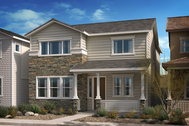 New Homes in Compton, CA - Craftsman 'B'