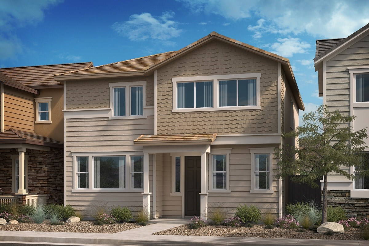 New Homes in Compton, CA - Edgemont Residence 2 - Traditional 'A'
