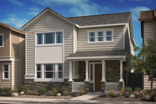 Residence 3 Modeled New Home Floor Plan In Edgemont By