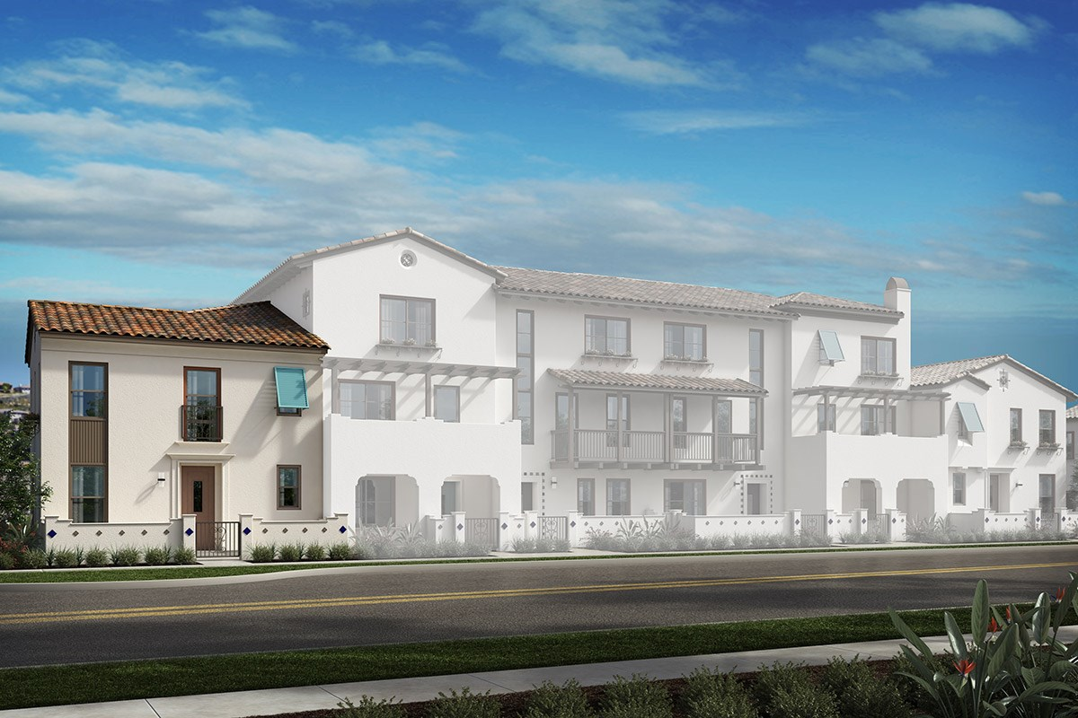 New Homes in Camarillo, CA - Mariposa at Springville Residence One