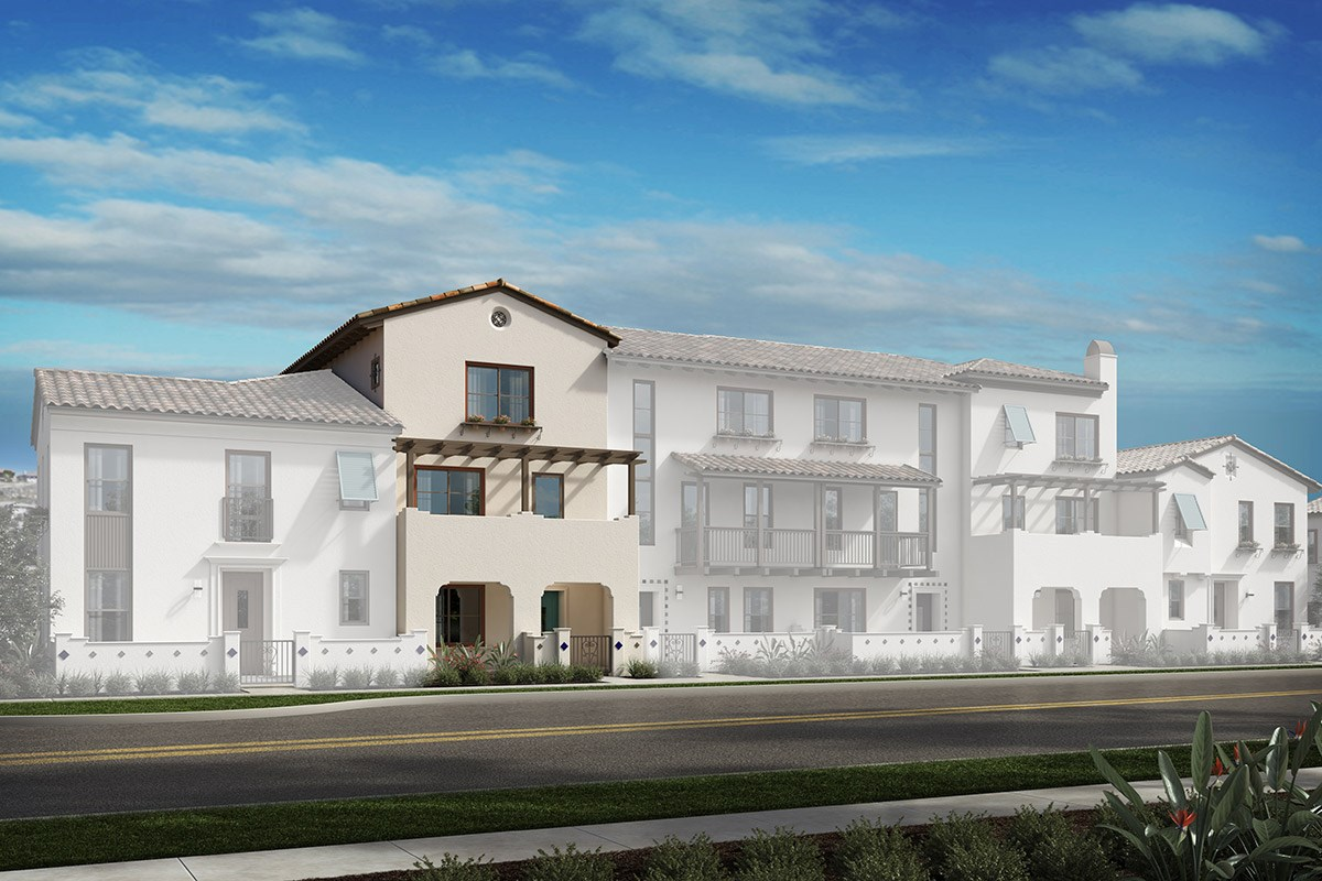 New Homes in Camarillo, CA - Mariposa at Springville Residence Three