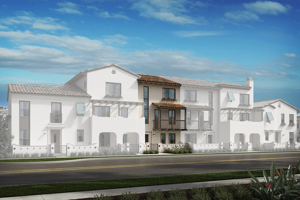 New Homes in Camarillo, CA - Mariposa at Springville Residence Two