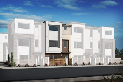 New Homes in Gardena, CA - Building Exterior
