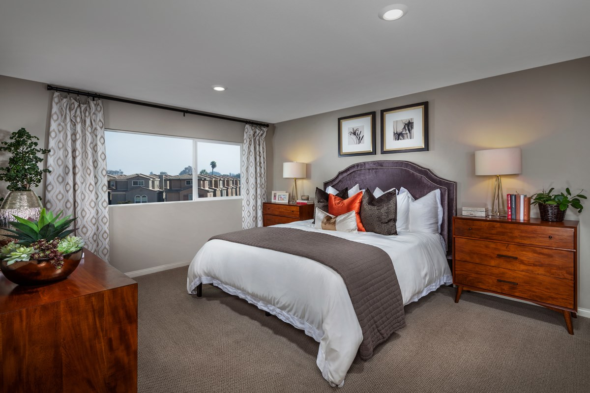 new homes in gardena ca newfield residence two master bedroom. beautiful ideas. Home Design Ideas