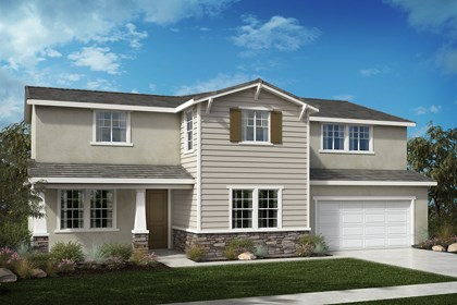 New Homes in North Hills, CA - Residence 3272 - Craftsman 'C'