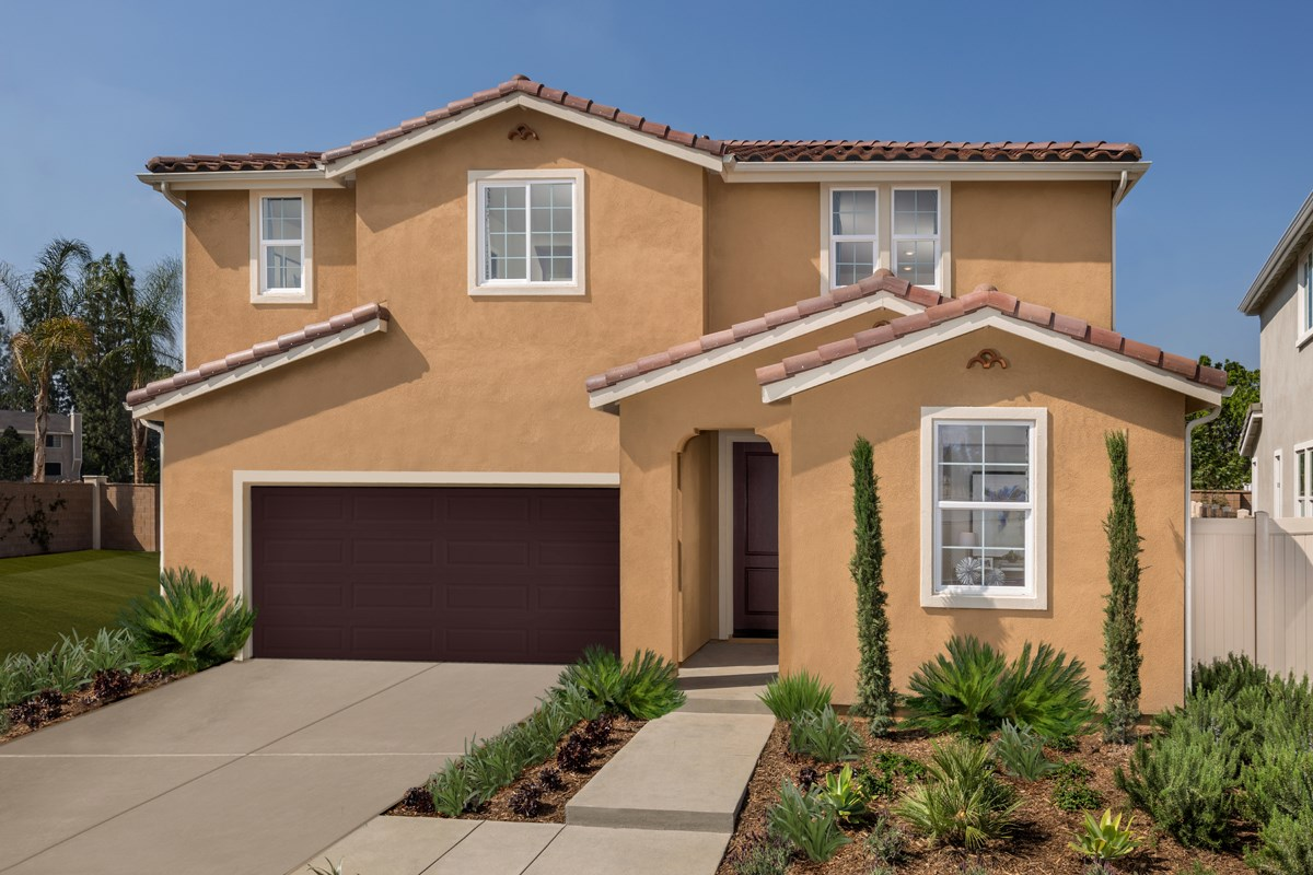 New Homes in North Hills, CA - Oak Pointe Residence 2427