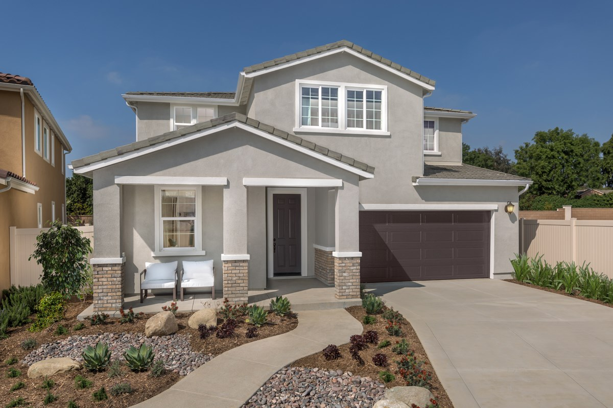 New Homes in North Hills, CA - Oak Pointe Residence 2952