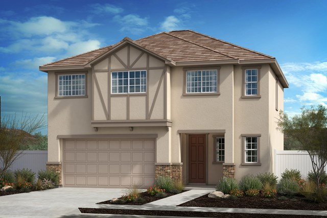 New Homes in Lake View Terrace, CA - Residence 2 - Tudor 'B'