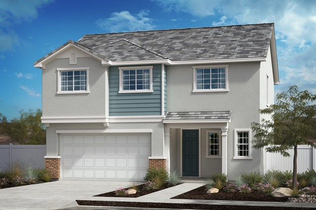 New Homes in Lake View Terrace, CA - Residence 2 - Traditional 'C'