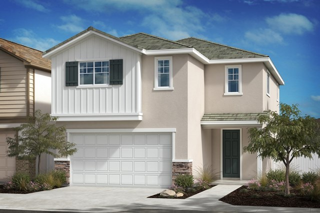 New Homes in Lake View Terrace, CA - Residence 3 - Cottage 'A'
