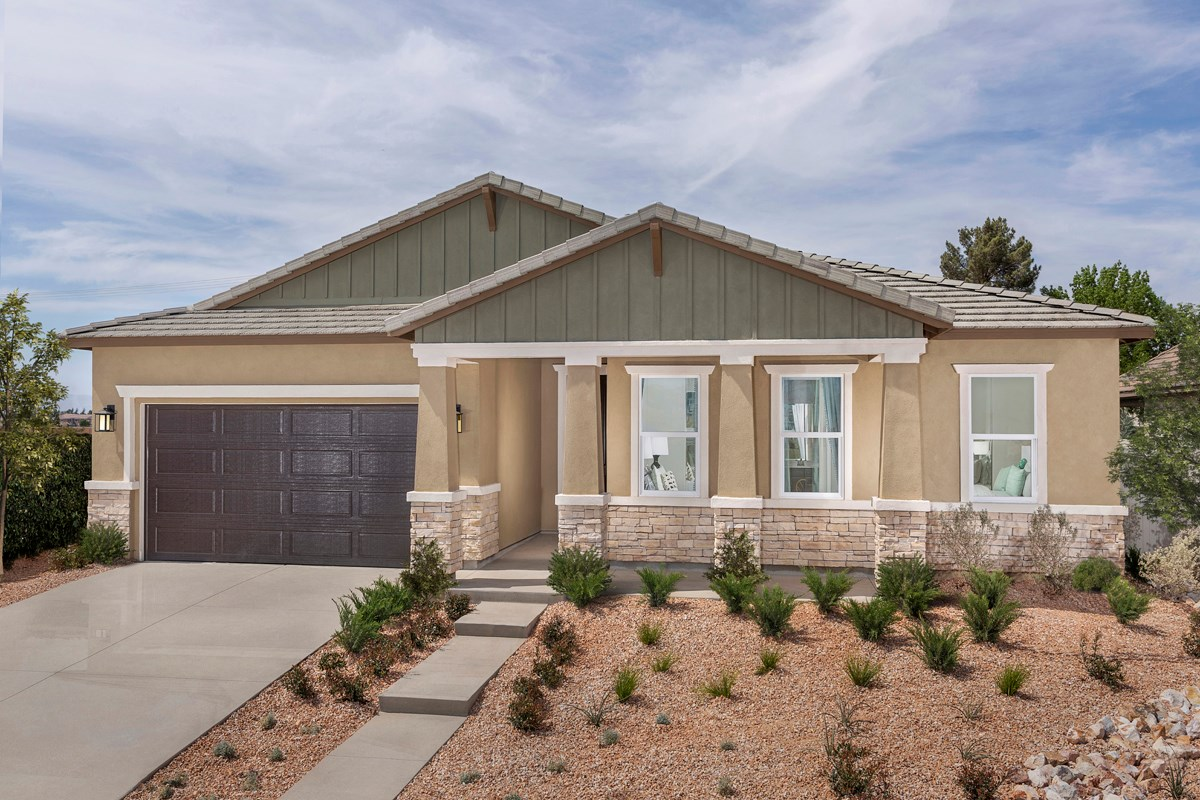 New Homes in Lancaster, CA - Sapphire Dunes Residence 2325