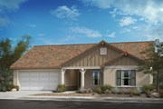 New Homes in Lancaster, CA - Residence 1430 Modeled
