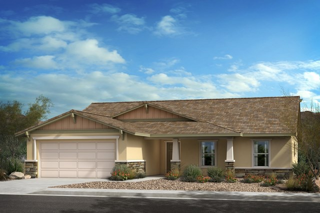 "New Homes in Lancaster, CA - ""B"" Ranch"