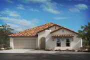 New Homes in Lancaster, CA - Residence 2177