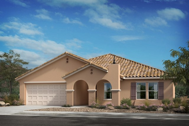 "New Homes in Lancaster, CA - ""A"" Spanish"